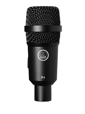 AKG Session 1 Drum Mikrofonset P4 Mikrofon-min