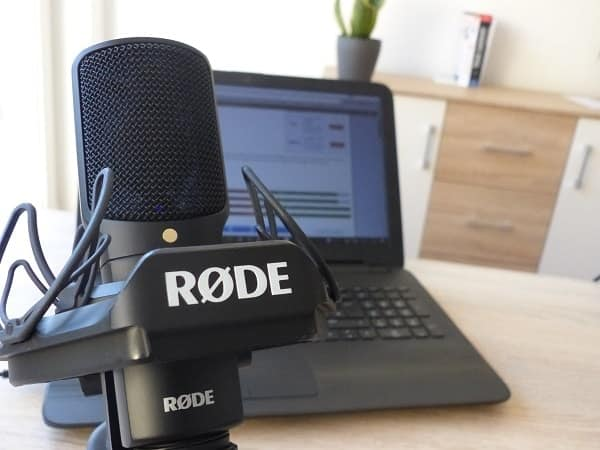 Rode NT USB Test das Gaming und Podcast Mikrofon