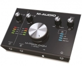 M-Audio M-Track 2×2 USB Audiointerface Homerecording