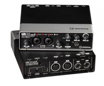 Steinberg UR22 MKII USB Audio Interface Homerecording