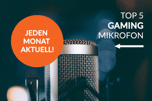Gaming Mikrofon Top 5 Bestseller für PC Blog