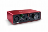Focusrite Scarlett Solo 3rd Generation USB Audio Interface