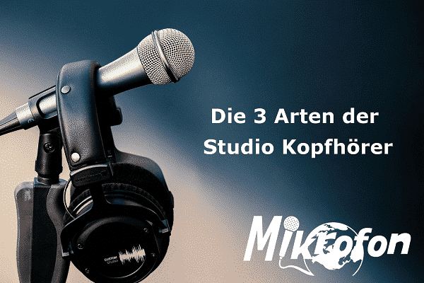 Studio Mikrofon Recording und Producing