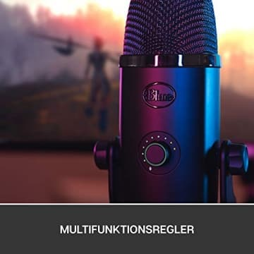 Podcast Mikrofon Blue Microphones Yeti X